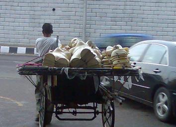 mannequin cart